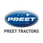 PREET TRACTORS Logo JSG client